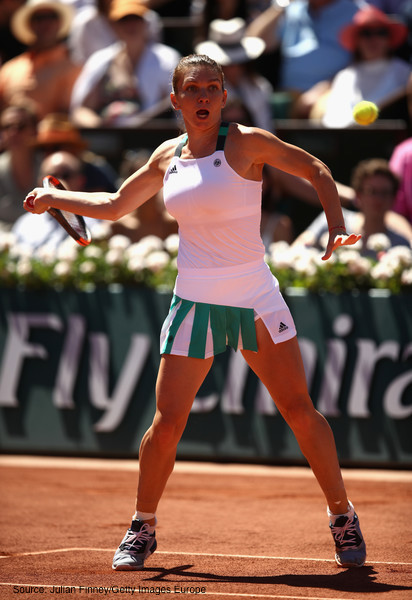 Halep2017FrenchOpen
